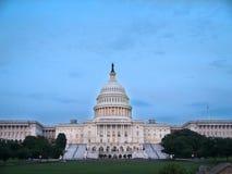 De hoofd Bouw, Washington DC stock afbeeldingen