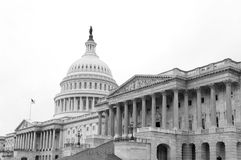 De hoofd Bouw, Washington DC Stock Fotografie