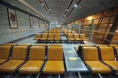 De Hoofd Internationale Luchthaven van Peking stock afbeelding