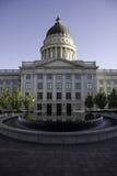 De HoofdBouw van Utah Royalty-vrije Stock Afbeeldingen