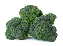 De hoofden van broccoli Royalty-vrije Stock Foto's