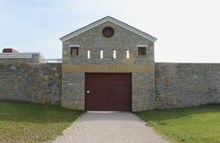 De Hoofdingang aan Fort Snelling royalty-vrije stock foto's