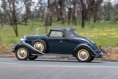 1934 de Hoofdopen tweepersoonsauto van Chevrolet DA Stock Fotografie