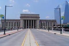 De Hoofdpost van Philadelphia Stock Afbeeldingen