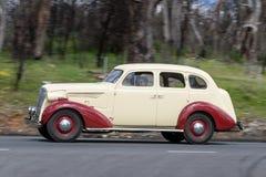 1937 de Hoofdsedan van Chevrolet Stock Afbeelding