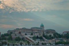 De Hoofdstad van Hongarije, Boedapest royalty-vrije stock fotografie