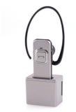De hoofdtelefoon van Bluetooth. Royalty-vrije Stock Afbeeldingen