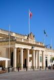 De hoofdwachtbouw, Valletta Stock Afbeelding