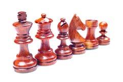 De hoofdzaak van het schaak royalty-vrije stock foto's