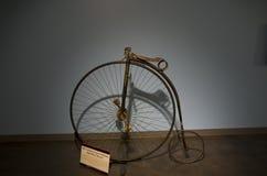 De hoog-fiets Stock Afbeeldingen