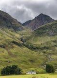 De hooglanden van Schotland Stock Fotografie