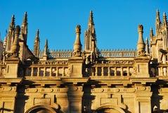 De hoogste kathedraal van het detail Stock Fotografie