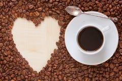 De hoogste mening van de koffiemelk Stock Afbeelding