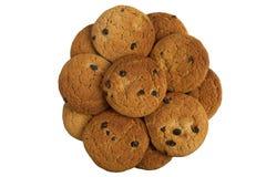 De hoogste mening van het koekje stock foto