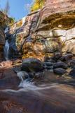 De hooikreek valt Colorado Royalty-vrije Stock Foto's