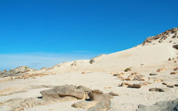 De Hoop dunes Stock Photo