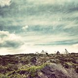De hoop. Nature reserve in south Africa Royalty Free Stock Photography