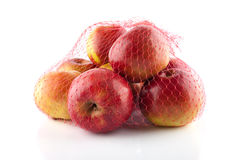 De hoop van appelen stock afbeeldingen