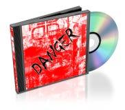 De hoop van CD stock illustratie