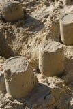 De hoop van het zand Royalty-vrije Stock Foto's