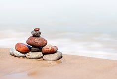 De Hoop van stenen Stock Fotografie