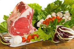 De hop van het kalfsvlees Royalty-vrije Stock Afbeeldingen