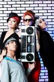 De hopband van de heup Stock Fotografie