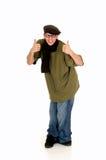 De hopcultuur van de heup, tiener Royalty-vrije Stock Fotografie