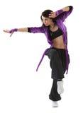 De hopdanser van de heup Royalty-vrije Stock Foto