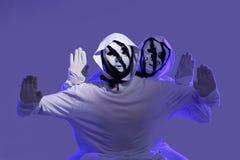 De hopdansers van de heup royalty-vrije stock afbeelding