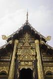 De Hor kum luang bouw bij koninklijke florachiangmai Stock Foto's