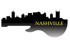 De horizon G van Nashville Royalty-vrije Stock Afbeeldingen