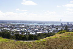 De horizon van Auckland Royalty-vrije Stock Fotografie