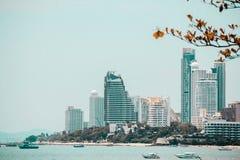 De Horizon van Bangkok van de Kreken stock fotografie