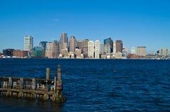 De Horizon van Boston Royalty-vrije Stock Foto's