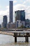 De Horizon van Brisbane - Queensland Australië Royalty-vrije Stock Afbeeldingen