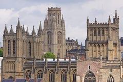 De horizon van Bristol Royalty-vrije Stock Fotografie