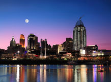 De Horizon van Cincinnati Royalty-vrije Stock Foto