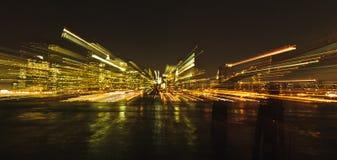 De Horizon van de Stad van New York Stock Fotografie