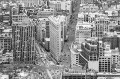 De Horizon van de Stad van New York royalty-vrije stock fotografie