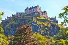 De horizon van Edinburgh stock foto's