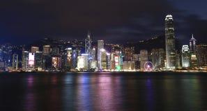 De Horizon van Hongkong Stock Afbeeldingen
