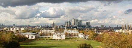 De Horizon van Londen royalty-vrije stock foto