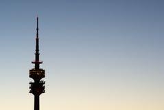 De horizon van München, Duitsland Royalty-vrije Stock Foto's