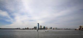 De Horizon van Manhattan Royalty-vrije Stock Afbeeldingen