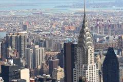 De Horizon van Manhattan royalty-vrije stock foto