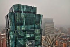 De Horizon van Minneapolis in Minnesota, de V.S. royalty-vrije stock foto's