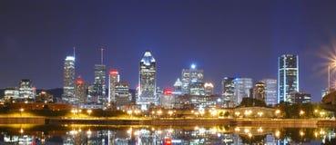 De horizon van Montreal Royalty-vrije Stock Foto's