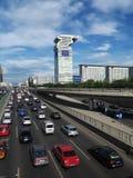 De Horizon van Peking stock afbeelding
