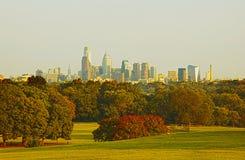 De horizon van Phladelphia Stock Foto